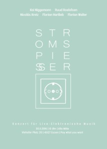 flyer-Stromspiesser